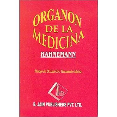 Organon de la Medicina (Spanish Edition), New Book (9788170211518)