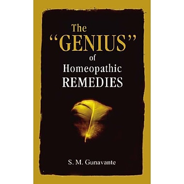 The Genius of Homoeopathic Remedies (9788170216872)