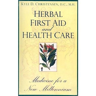 Herbal First Aid and Health Care: Medicine for a New Millenium, Used Book (9788170306856)