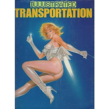 Illustrated Transportation, Used Book (9784766103823)