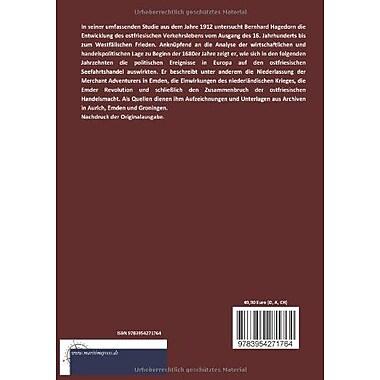 Ostfrieslands Handel und Schifffahrt 1580-1648 (German Edition), New Book (9783954271764)