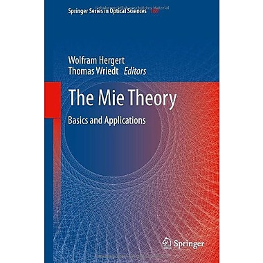 The Mie Theory: Basics and Applications (Springer Series in Optical Sciences), Used Book (9783642287374)