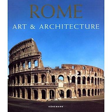 Rome: Art & Architecture, New Book (9783829022590)