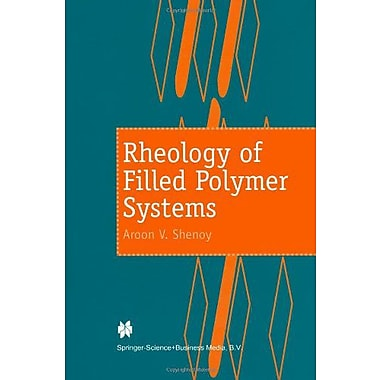 Rheology of Filled Polymer Systems, Used Book (9789048140299)