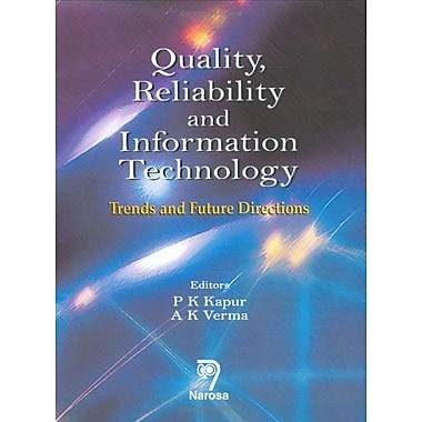 Quality, Reliability and Information Technology, New Book (9788173195723)