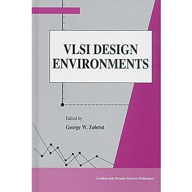 VLSI Design Environments, Used Book (9789056996673)