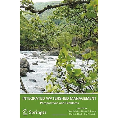 Integrated Watershed Management: Perspectives and Problems, New Book (9789048137688)