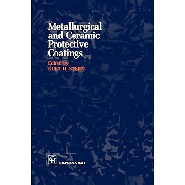 Metallurgical and Ceramic Protective Coatings, Used Book (9789401071710)