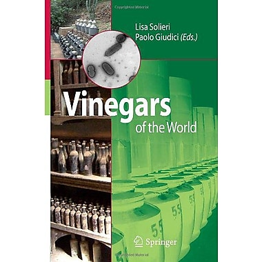 Vinegars of the World, New Book (9788847008656)