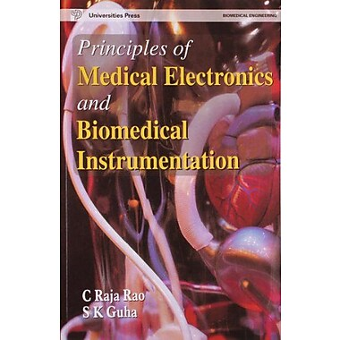 Principles of Medical Electronics and Biomedical Instrumentation (Biomedical engineering), Used Book (9788173712579)