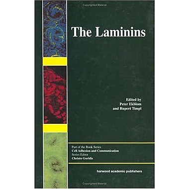 Laminins (Cell Adhesion and Communication Series, Volume 2) (9783718658077)