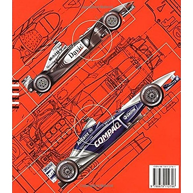 Formula One 2001 Technical Analysis, New Book (9788879112796)