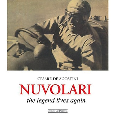 Nuvolari: The Legend Lives Again, Used Book (9788879112901)