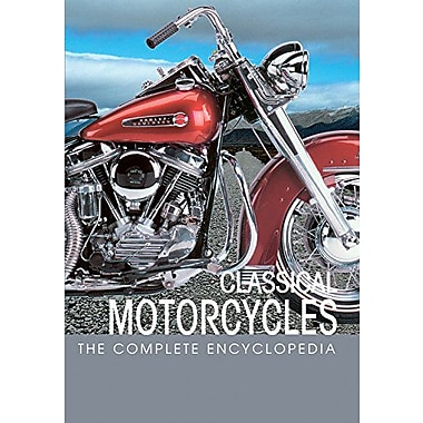 The Complete Encyclopedia of Classic Motorcycles (Complete Encyclopedia Series), Used Book (9789036614979)