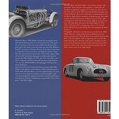 Mercedes-Benz & Mille Miglia, New Book (9788879113595)