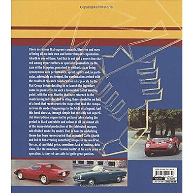 Abarth All the cars (9788879114646)