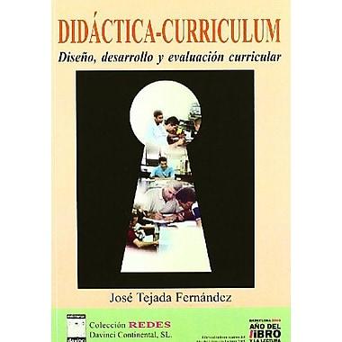 DIDACTICA-CURRICULUM (Spanish Edition) (9788493373276)