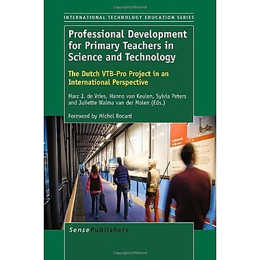 Professional Development for Primary Teachers in Science and Technology (9789460917103)