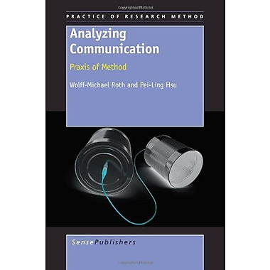 Analyzing Communication: Praxis of Method, Used Book (9789460910890)