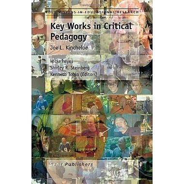 Key Works in Critical Pedagogy: Joe L. Kincheloe (Bold Visions in Educational Research), Used Book (9789460913952)