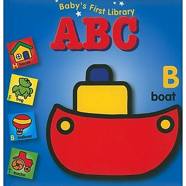 Baby's First Library ABC, Used Book (9789058435446)