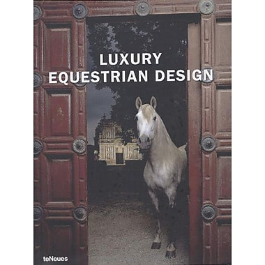 Luxury Equestrian Design (Luxury Books), Used Book (9783832791445)