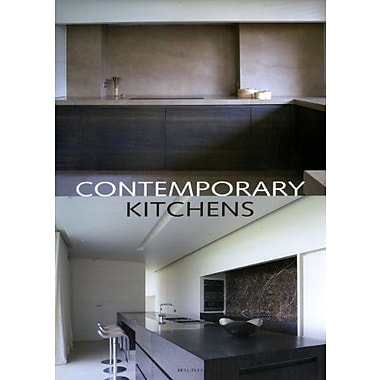 Contemporary Kitchens (9789077213711)
