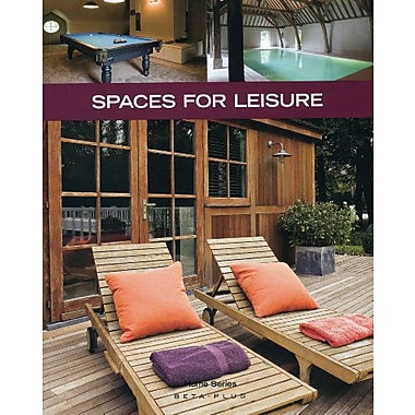 Spaces for Leisure (Home), New Book (9789089440433)
