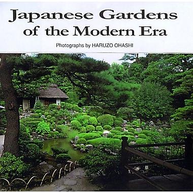 Japanese Gardens of the Modern Era, New Book (9784889960556)
