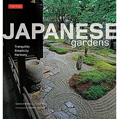 Japanese Gardens: Tranquility, Simplicity, Harmony (9784805309421)