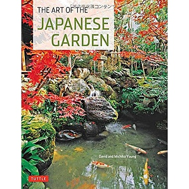 The Art of the Japanese Garden, New Book (9784805311257)