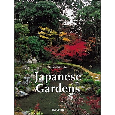 Japanese Gardens (Midsize), Used Book (9783822820353)