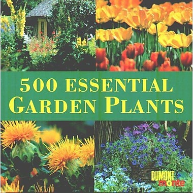 500 Essential Garden Plants (9783770170555)