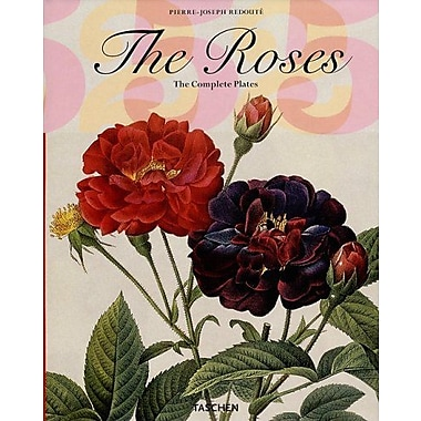 The Roses: The Complete Plates (Taschen 25th Anniversary), New Book (9783822838105)