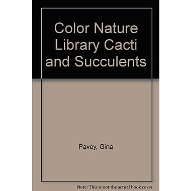 Color Nature Library Cacti and Succulents (9788517275470)