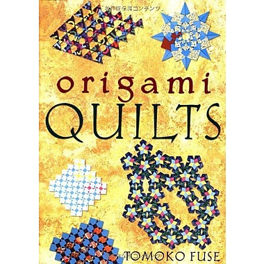 Origami Quilts, New Book (9784889960686)