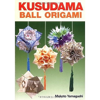 Kusudama : Ball Origami (9784889960495)