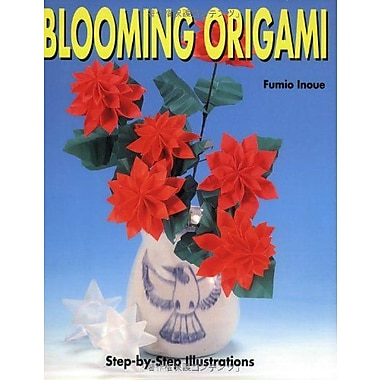 Blooming Origami, New Book (9784889961966)