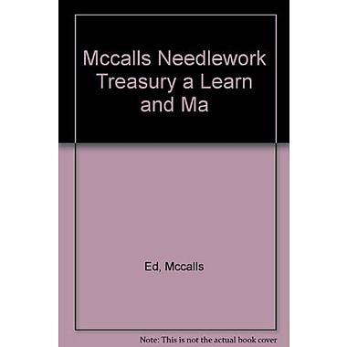 Mccalls Needlework Treasury a Learn and Ma, New Book (9783944101736)