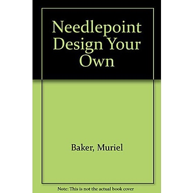 Needlepoint Design Your Own (9786841385148)