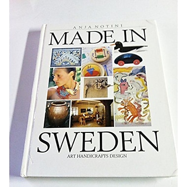 Made in Sweden, Used Book (9789170244018)