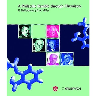 A Philatelic Ramble through Chemistry, New Book (9783906390178)