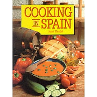 Cooking in Spain, Used Book (9788492122912)