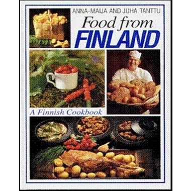 Food from Finland: A Finnish Cookbook, Used Book (9789511101215)