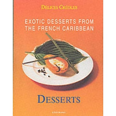 Desserts (Exotic Desserts for Gourmets), New Book (9783829027625)