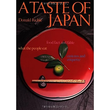 A Taste of Japan, New Book (9784770017079)