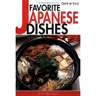 Favorite Japanese Dishes (Quick & Easy) (9784889961324)