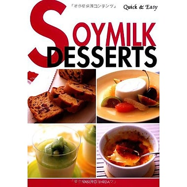 Soymilk Desserts, New Book (9784889961683)