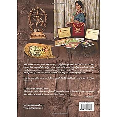 Festival Samayal (Winner Gourmand World Cookbook Award), Used Book (9788190287609)