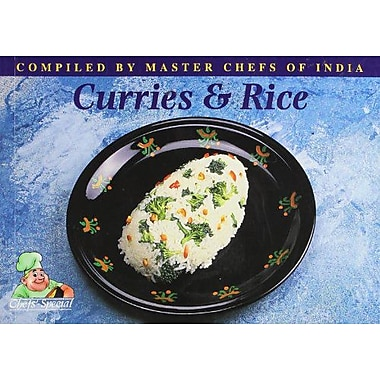 Curries and Rice (Chefs Special), New Book (9788174360762)